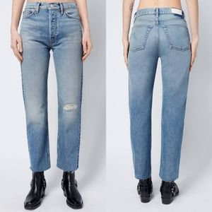 NWT Re/done 90s Loose Straight Jean